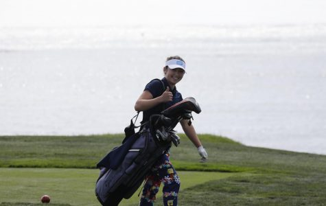 Claire Alford: Righetti Student Golf Star