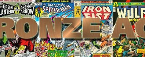 The Bronze Age of Superheroes