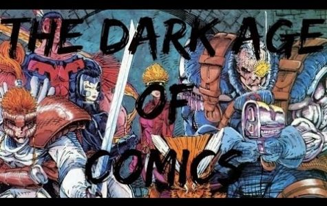 The Dark Age of Superheroes
