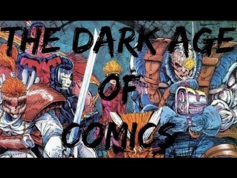 The Dark Age of Superheroes