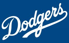 Free image/jpeg, Resolution: 1365x1024, File size: 206Kb, Los Angeles Dodgers, flag of Professional baseball team