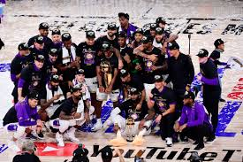 Lakers Win NBA Finals