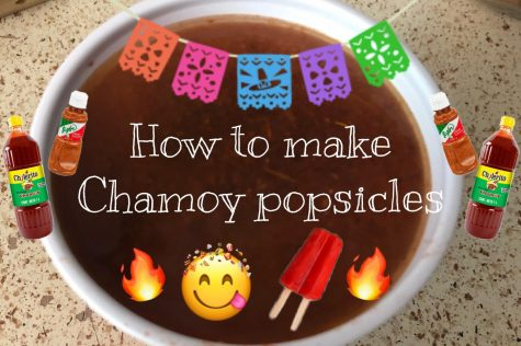 How To Make Chamoy Popsicles!