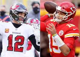 Chiefs Vs. Bucs Super bowl 55