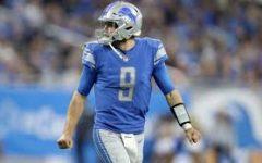 Lions Rams Quarterback Switch