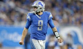 Lions Rams Quarterback Switch