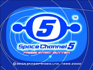 Underrated Games: Space Channel 5