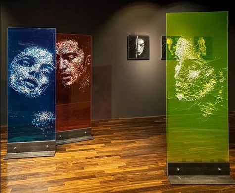 Glass Portraits