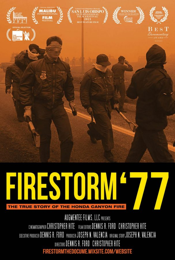 About the Film Firestorm '77: The True Story of the Honda Canyon Fire