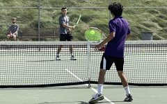 Righetti vs. Paso Robles - Boys Tennis