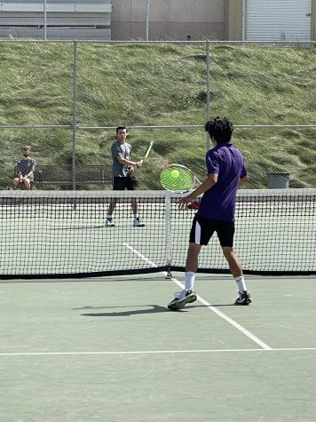 Righetti vs. Paso Robles - Boys Tennis