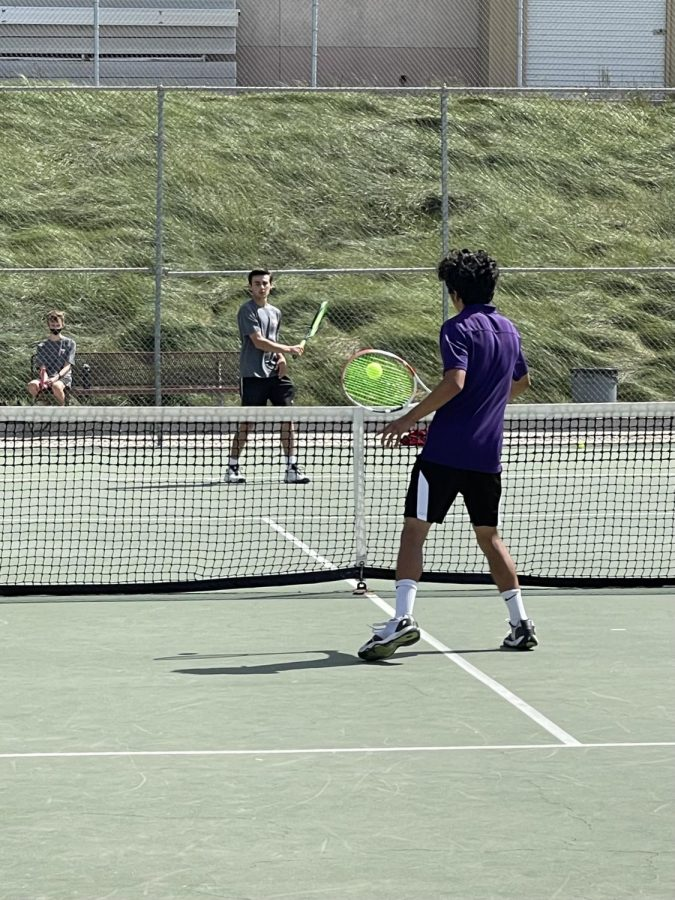 Righetti+vs.+Paso+Robles+-+Boys+Tennis