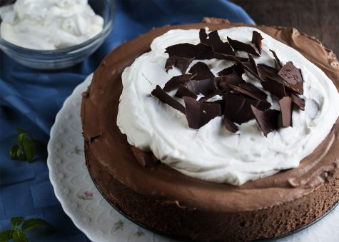 The Best Chocolate Mousse Pie!