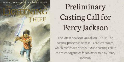 Disney+ Percy Jackson Show Begins Casting Process
