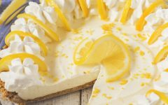 Magnolia Lemon Pie!!