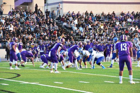 Righetti Vs Lompoc Varsity football