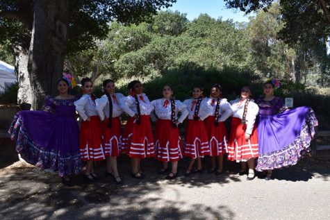 Righetti Ballet Folklorico Pioneer Park Event