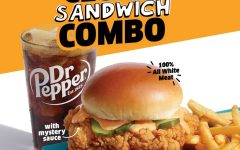 Jack In The Box Cluck Sandwich Review